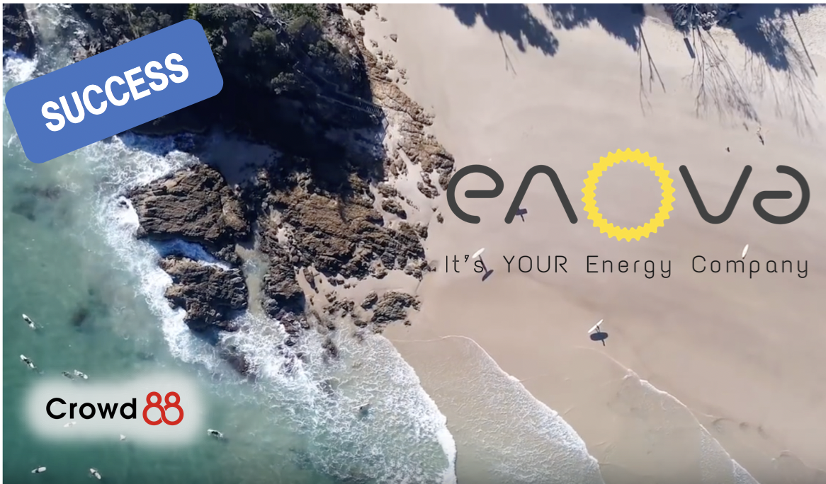 Enova Energy Offer - A Big Success!