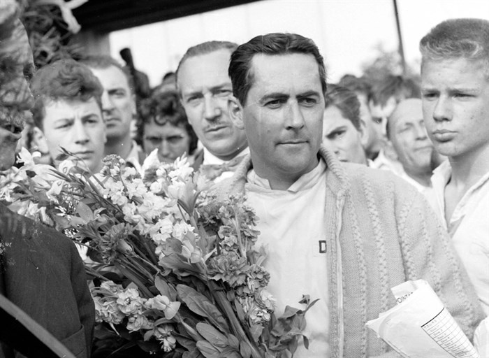Brabham documentary nearing completion