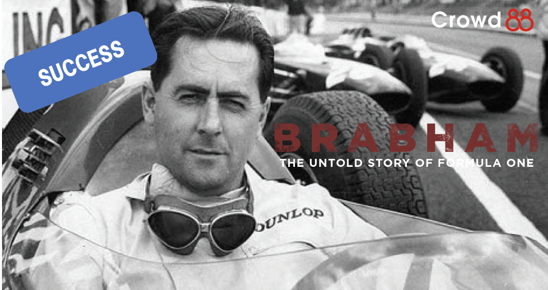 Brabham Movie Offer Success!
