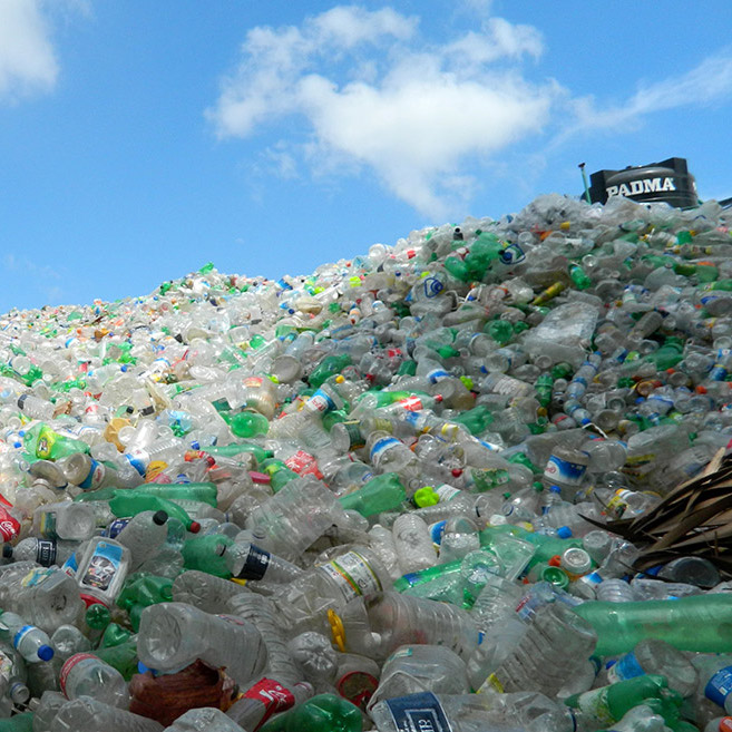 Plastech says its technology can halve the cost of recycling plastic – but first it needs some capital